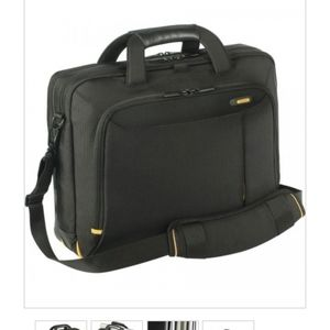 "DELL Targus Meridian II 15.6 ""laptop bag 3-compart"